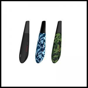 Buy cheap Genuine Kingtons Black Mamba Dry Herb Vaporizer Vape Pen Herbal Wax Kit With Ceramic Heating System product