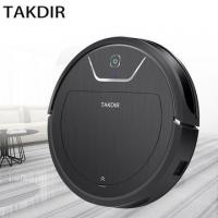 Buy cheap Dry Wet Smart Sweep Robot Remote Control Vacuum Cleaner With 2000pa Strong from wholesalers