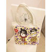 Buy cheap hot-transfer canvas shopping bag product