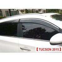 Buy cheap Hyundai Tucson Auto Spare Parts Injection Molding Window Visors With Trim Stripe from wholesalers