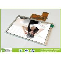 """China RGB Interface High Brightness TFT Display 5.0"""" 800 * 480 Wide View For DVD / Game Player on sale"""
