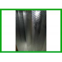 China PT Recycled Bubble Foil Insulation Aluminum Single Bubble Blanket Insulation on sale
