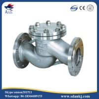 Buy cheap Stainless Steel Lift Check Valve PN16 PN25 PN40 product