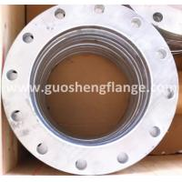 Quality Galvanized plate flange for sale