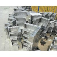 Buy cheap High Hardness Aluminum Template Profile Oxidation 6063 6061 Square Shape product