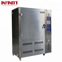 China 500L UV Test Chamber Aging Lamps For Temperature Shining Strength Humidity on sale