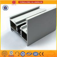 Buy cheap High Structural Stability Aluminum Heatsink Extrusion Profiles Sound Insulation product