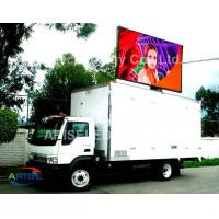 Buy cheap Digital billboard truck mobile led display , led mobile advertising trucks,P5 P6 from wholesalers