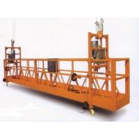 Buy cheap Temporary Suspended Access Platform / Working Platforms for exterior construction product