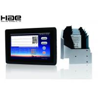 Buy cheap High Capacity Multifunction Thermal Inkjet Coder , Inkjet Coding And Marking 8 Printing Head product