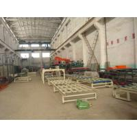 Buy cheap Magnesium Oxide Board Production Line with Double Drive Double Roller Extruding product