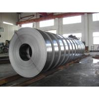 China High Quality Hot Dipped Galvanized Steel Strip Coil (GI strip) for Rolling C Z Profile Purlin on sale