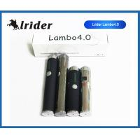 Buy cheap Lrider Original Lava Tube Ecig Chrome Lambo 4.0 With 510 Connector product