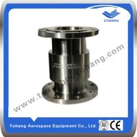Buy cheap DIN Standard Sewage Disposal Swivel Joint,High Pressure Rotary Joint,Water Rotary Union product