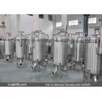 Buy cheap Stainless Steel Single Bag Filter Housing,Water Filter Housing For Waste Water product