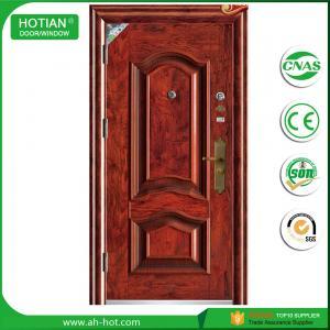 Buy cheap Latest Main Gate Designs Steel Security Door Waterproof Mental Door product
