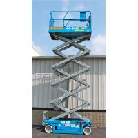 Buy cheap Light weight safety Electric Lifting Platform / equipment with 10M 150kg for hotel product
