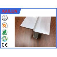 Buy cheap T3 - T8 Temper Aluminum Door Frame Extrusions Vehicle Interior Trim Parts product