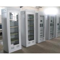 Cold Rolled Steel Communication Rack Cabinet / Electronic Equipment Cabinet YH9003