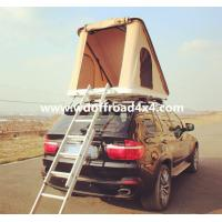 Buy cheap New Side Open Hard Sided Roof Top Tent, ABS Lid Triangle Roof Top Tent product