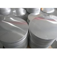 Quality Deep Drawing Aluminum Sheet Circle 1050 1060 Aluminum Plate ASTM B209 Approved for sale