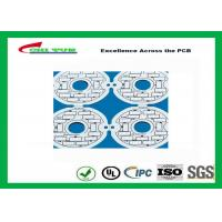 Buy cheap Aluminum Core Single Sided PCB Board for LED Lights 1.2mm Immersion Gold product