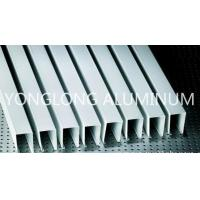 Buy cheap Anodized Aluminium Kitchen Profile High Hardness T52 , T6 Annealing Treatment product