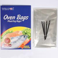 Buy cheap Eco - Friendly PET Oven Cooking Bags Turkey Bread Oven Proof Bags SGS Passed product