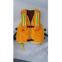Buy cheap Customized Emulsified Foam Marine Life Saving Equipment Safety Inflatable Life Jackets product