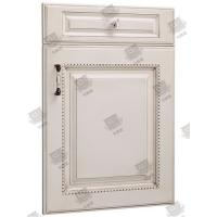 Buy cheap Security Wooden Moulded Doors Melamine Pvc Composite Anti - Corrosion product