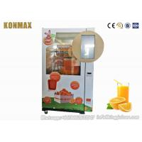 Buy cheap Orange Fruit Juice Vending Machine APP In Android Phone For Remote Control product