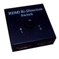 Buy cheap Mini HDMI switcher 2 in 1 out,low price product