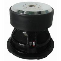 China Low fs, high SPL high performance Competition Car Subwoofers,Big motor, RMS 5000W , big Kevlar cap wholesale