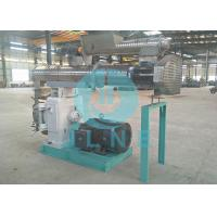 Buy cheap Mobile Poultry Feed Pellet Machine / Cattle Chicken Feed Making Machine product