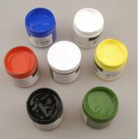 Buy cheap 250ml Custom Logo Colourful Primary Paint Colors Wall Paint Set Inter - Mixable product