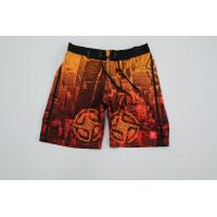 China Men's 100% Polyester Short colour sublimation printed Beach shorts board Shorts for men on sale