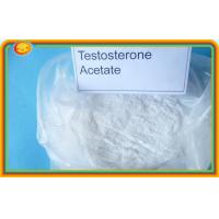 Buy cheap TEST A Testosterone Acetate  Steroid Muscle Growth 1045-69-8 99% Purity product