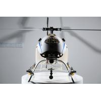 Buy cheap Spraying 24 Hectares a Day Agriculture UAV Helicopter With Light Aviation Material product
