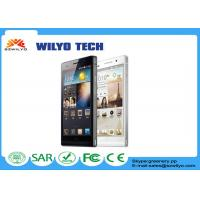 Buy cheap MTK6589t 1.5Ghz 6 Inch Screen Smartphones , 6 Inch Touch Screen Phone 1920x1080p NFC P6+ product