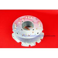 Buy cheap Custom Aluminum Fin Copper Pipe Heat Sink For Flood Light / Stage Lamp product