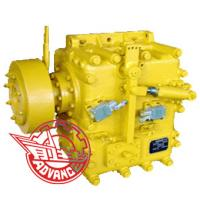 Mechanical Multi-speed  Advance Mechanical Power Transmission Gearboxes for road Milling Machine of 1 Meter