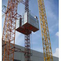 Buy cheap Safety 200mm construction hoist elevator custom for 1000kg 2000kg Rated capacity product
