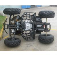 Buy cheap Large 13.4hp Water Cooled Atv Automatic 4 Wheeler With Aluminium Exhaust Pipe from wholesalers