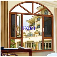 Buy cheap Composite Aluminium Clad Wood Windows Double Glazing product