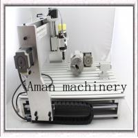 Quality AMAN cnc engraving machine 3040 200W pcb drilling machine for sale