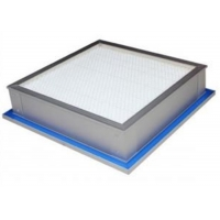 Buy cheap Reverse Liquid Sealed High Efficiency HEPA Air Filter For Pharmaceutical product