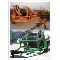 Buy cheap China Drum Trailer,best quality Cable Drum Trailer, Best quality cable trailer product