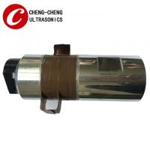 Buy cheap 2500W 15Khz High Power Ultrasonic Welding Transducer For Making Plastic Welding Machine product