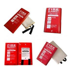 Buy cheap 1.8m*2m 100% Fiberglass Fire Blanket Fire Resistant Blanket For Welding product