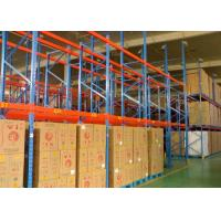 Factory Storage Metal Rack / Pallet Warehouse Racking With Loading Duty 200kgs - 6000kgs